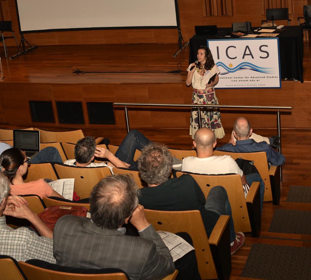 ICAS International Center for Advanced Studies  (ICAS, UNSAM, Buenos